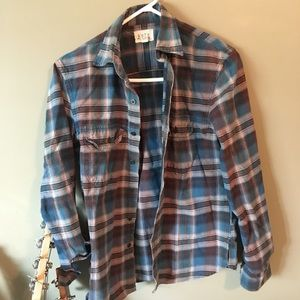 Urban Outfitters Koto Brand Flannel Shirt